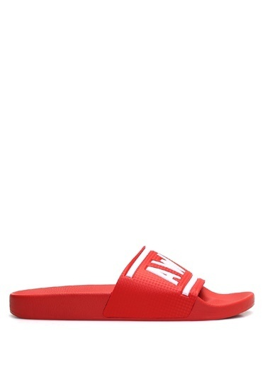 Thewhitebrand Sandalet Kırmızı